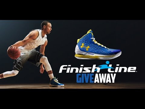 4da34428a0ec Under Armour Curry One Giveaway  ChefCurry - YouTube