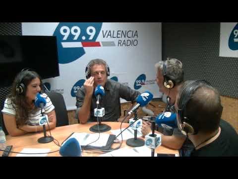 Tarque en la 99.9 Valencia Radio