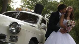 Свадьба в Луганске, свадебный клип, Денис и Юлия