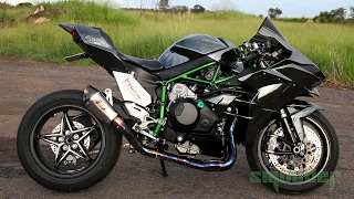 Kawasaki Ninja H2 - TOP SPEED! thumbnail