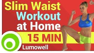Slim Waist Workout at Home
