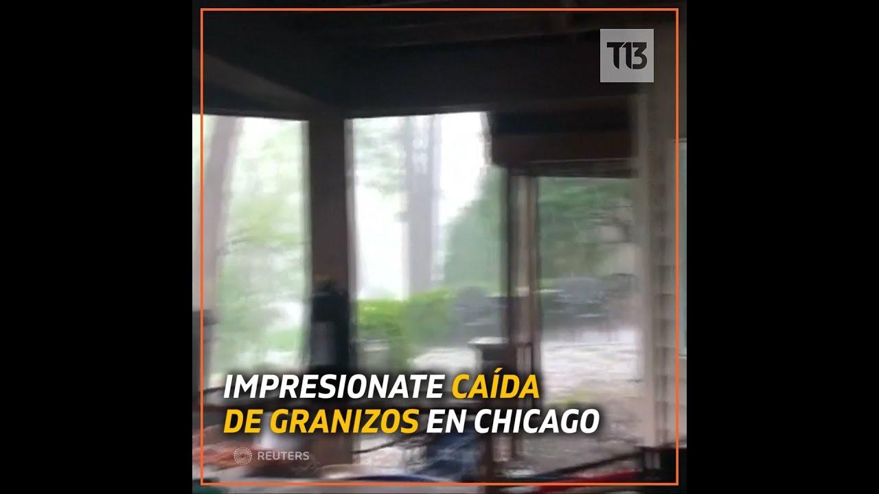 Tornado destroza suburbios cercanos a Chicago