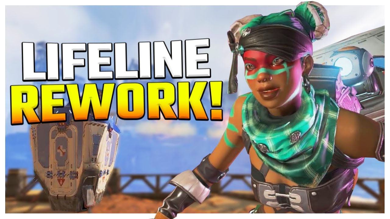 Apex Legends Lifeline Rework (HUGE BUFF?)