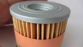 Масляный фильтр Mahle OC534