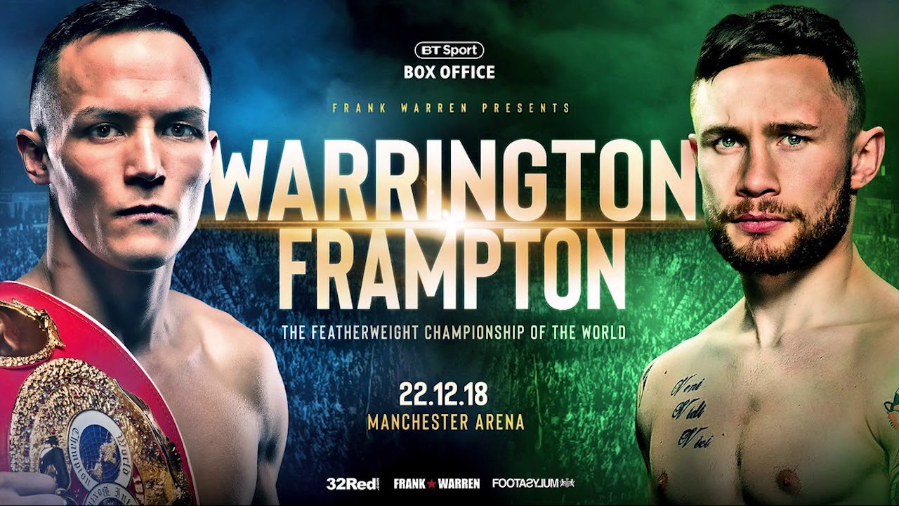 Image result for Frampton vs warrington