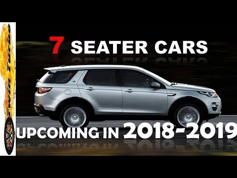 Upcoming 7 Seater Cars In India 2018 2019 New 7 Seater Cars In