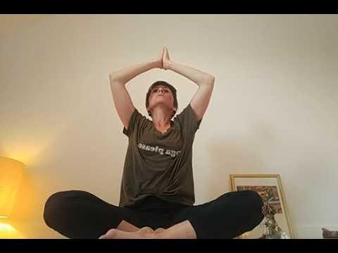 Yoga en ligne avec Lucile Gueguen