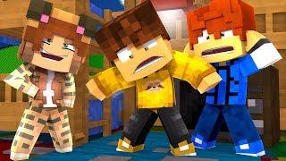 Minecraft Daycare - TINA TURNS ME INTO A BOY!?