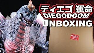 X-Plus Toho 30cm Series Space Godzilla (スペースゴジラ) Diamond Reissue Unboxing