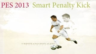 PES 2013 Cristiano Ronaldo Smart Penalty kick [HD]
