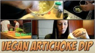 Vegan Artichoke Dip