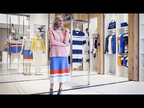 45277479fd67 Tory Sport Tries New Approach to Retail - YouTube