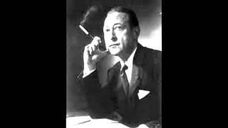 Respighi - Violin Sonata in B minor - Mvt 1: Moderato - Heifetz