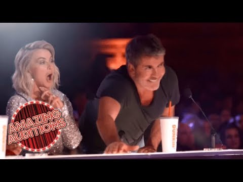 SIMON COWELL'S Best GOLDEN BUZZERS From AGT   Amazing Auditions