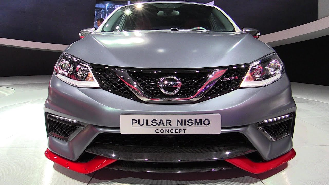 2015 Nissan Pulsar Nismo Concept - Exterior Walkaround ...