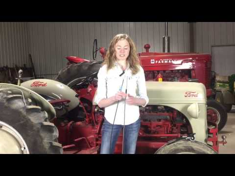 Easy Gas Line Replacement on a Tractor