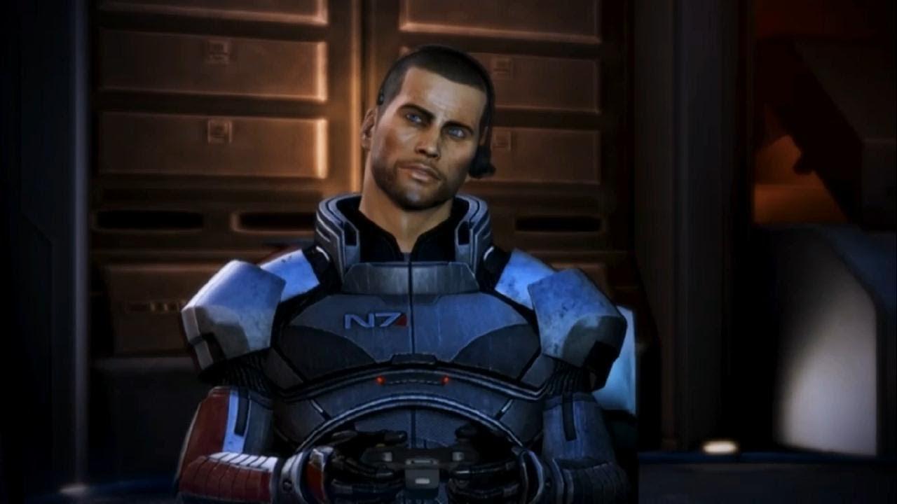 Commander Shepard   Robot Supremacy Wiki   Fandom powered by Wikia