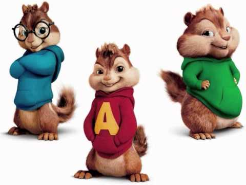 Chipmunks - Konshens gal a bubble (January 2014) @YoungNotnice