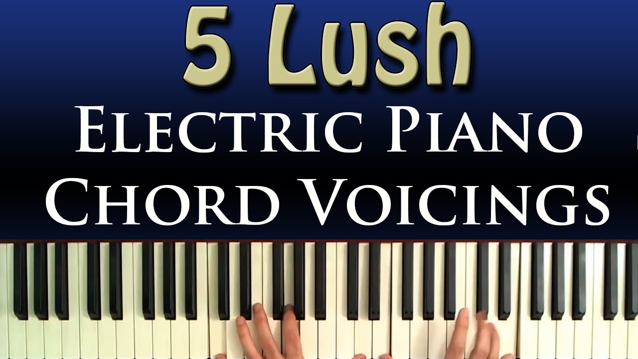 5 simple neo soul chord voicings youtube hexwebz Images