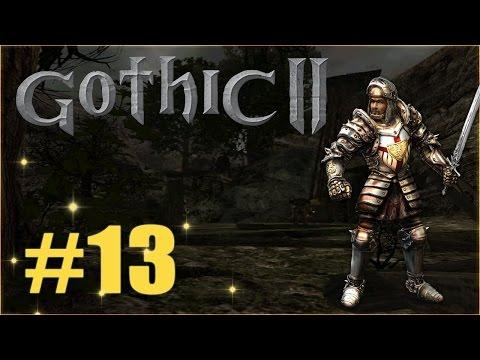 Gothic II #13 - Trzeba zrobić raport
