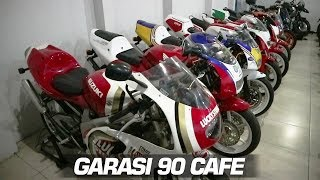 Video KOLEKTOR MOTOR 2 TAK LANGKA INDONESIA - HINGGA BUKA CAFE BIKERS GARASI 90 download MP3, 3GP, MP4, WEBM, AVI, FLV Agustus 2018