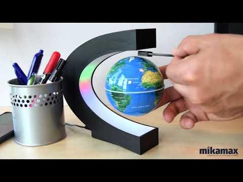 Glob magnetic plutitor