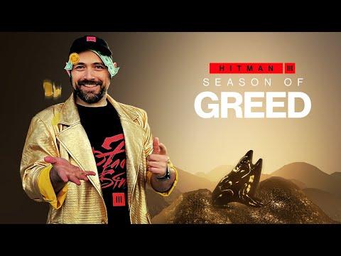 HITMAN 3: Season of Greed [ENG]