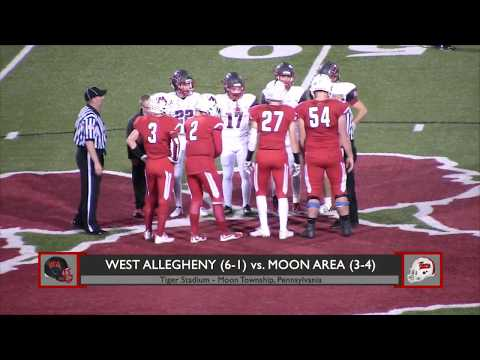West Allegheny Sports Network | Football vs. Moon Area