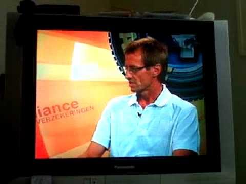 Yoga in Suriname met Yogadocent Ron van der Post