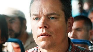 Downsizing Teaser Trailer 2017 Matt Damon Movie - Official