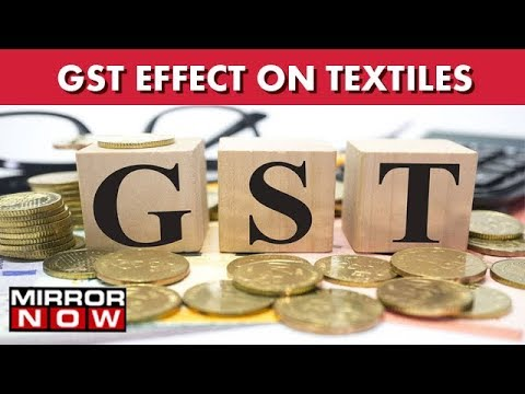GST Hits Textile Industry, Traders Threaten To Go On Strike I The News