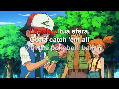 Pokemon - Oltre i cieli dell'avventura - Karaoke con testo