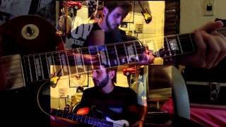 Paramore - Fences (Instrumental Cover by J.Manfredi)
