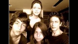 Шахрукх Кхан и его семья.avi