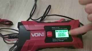 Зарядное устройство VOIN VL 144 обзор