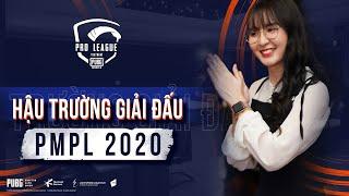 PMPL 2020 | Tiết Lộ Bí Mật Hậu Trường Giải Đấu PUBG MOBILE PRO LEAGUE VIỆT NAM S1