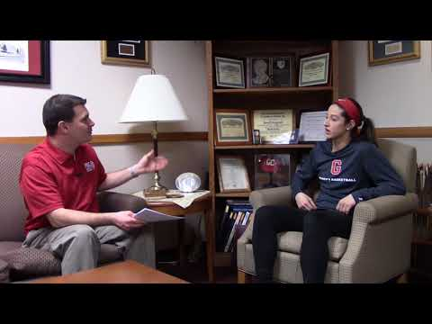 Interview with Grove City's Lexie Arkwright