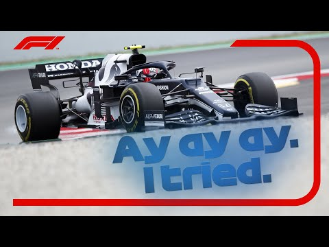 Hamilton's Exciting Win, Gasly's Recovery And The Best Team Radio | 2021 Spanish Grand Prix