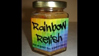 Rainbow Relish Review