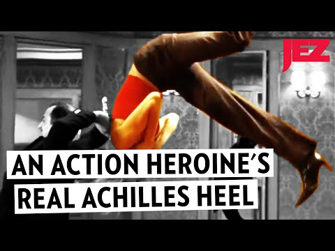 A Woman Action Star's Real Achilles Heel