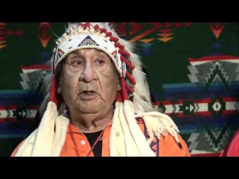 Choctaw Chief Walking Bear- Sundance Ceremony