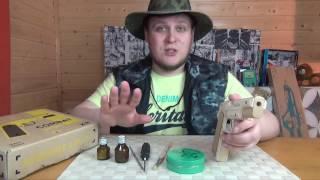 Товариш Сафронов і дерев'яний пістолет Colt M1911 T. A. R. G.