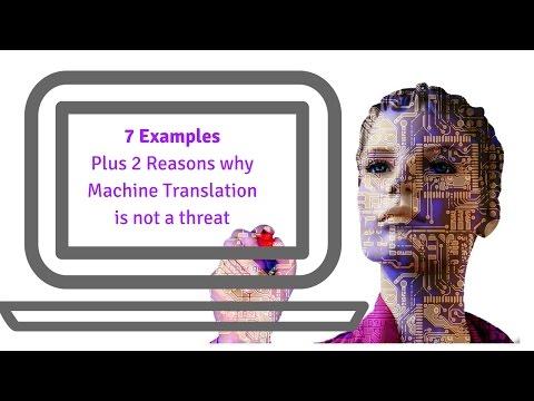Machine Translation - Will it Affect Translators? (Freelance Translator Tips #53)