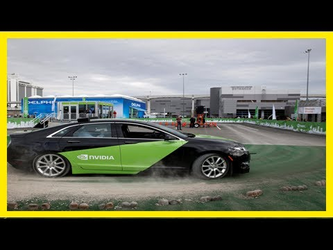 Nvidia slides after amd and tesla announce a partnership for self-driving cars (nvda, amd)