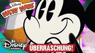 MICKY MAUS SHORT - Überraschung! | Disney Channel