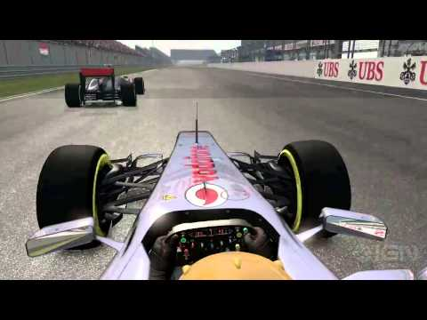 F1 2011: Greatest Moments in Formula One - 2011
