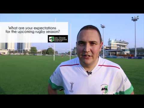 Richcroft Interview- Harlequins Abu Dhabi