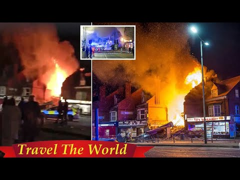 Leicester explosion sees six people in hospital  - Travel Guide vs Booking