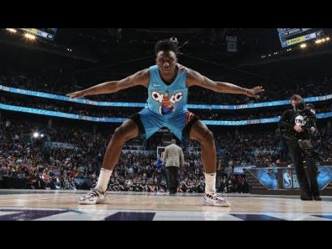 Relive Hamidou Diallo's 2019 Dunk Contest Victory!   2019 NBA All-Star