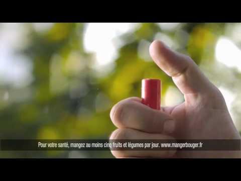 Spot Vitalité 4G  Forté Pharma (2010)